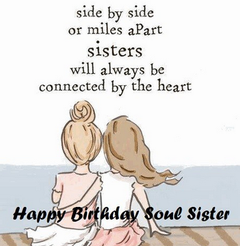 birthday sister quotes