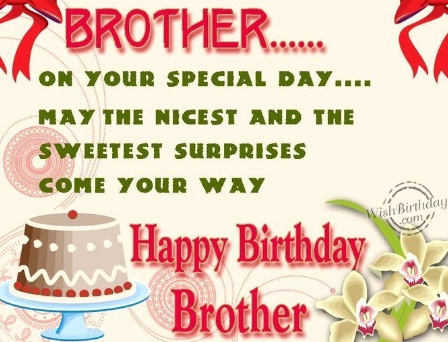 Astounding Happy Birthday Quotes For Brother Funny Funny Birthday Cards Online Alyptdamsfinfo
