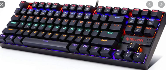 A Mechanical Gaming Keyboard