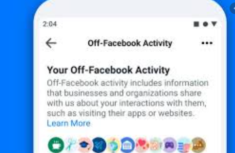 How to disable Off-Facebook Activity tracking