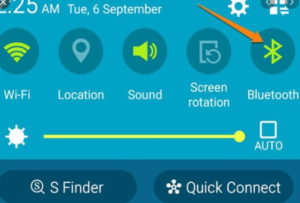 Shift Data From Android On Android Utilizing Bluetooth