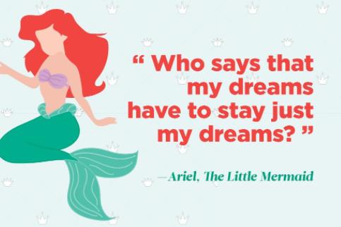 Inspirational Disney Princess Quotes