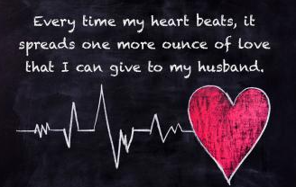 Love Quotes For My Husband