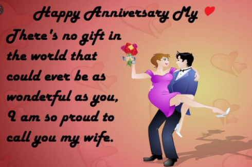 Love Quotes For Wife Anniversary