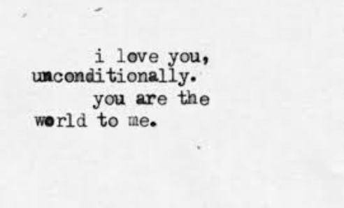 Unconditional Love Boyfriend Quotes