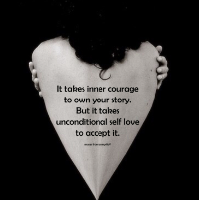 Unconditional self love quotes