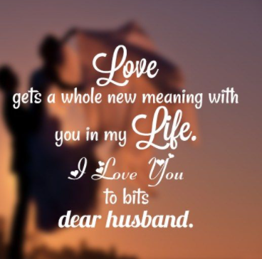 Valentine Love Quotes For Husband