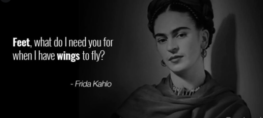 self love frida kahlo quotes