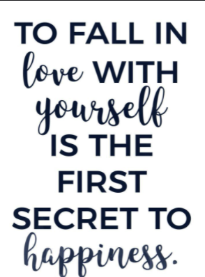 self love quotes about happiness