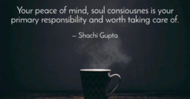 Peace Of Mind And Soul Quotes